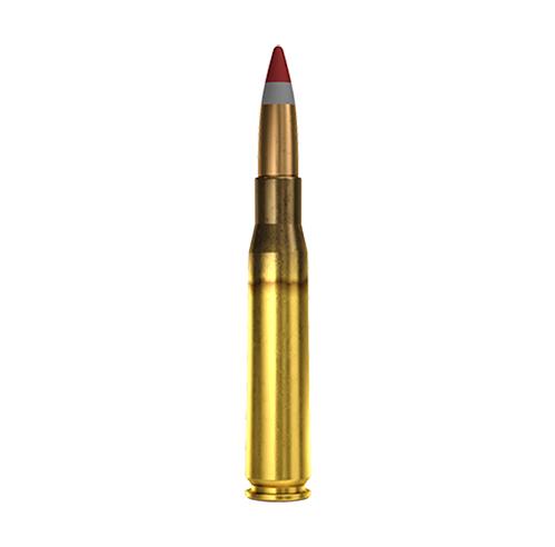 12,7 x 99 mm (.50) API-T Perfurante Incendiário Traçante