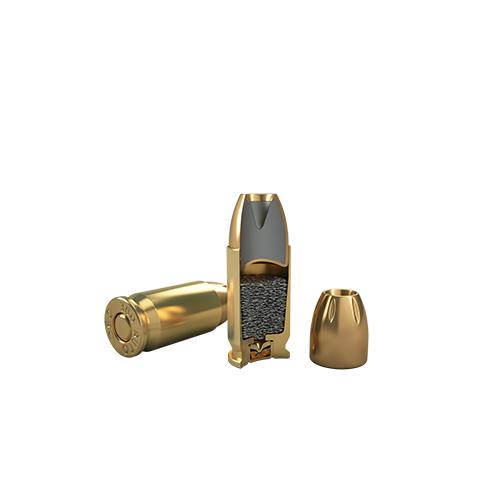 .380 Auto EXPO +P Gold Hex 85gr