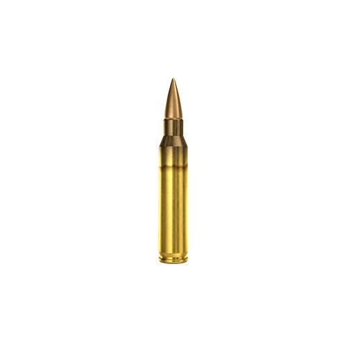 5,56x45mm Comum (Ball) M193 Treina