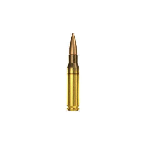 7,62x51mm Comum (Ball) Law Enforcement