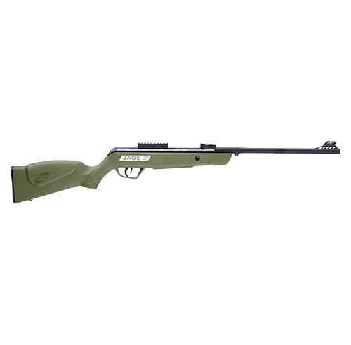 Carabina de Pressão 4,5mm Jade Mais – Coronha Polipropileno Verde