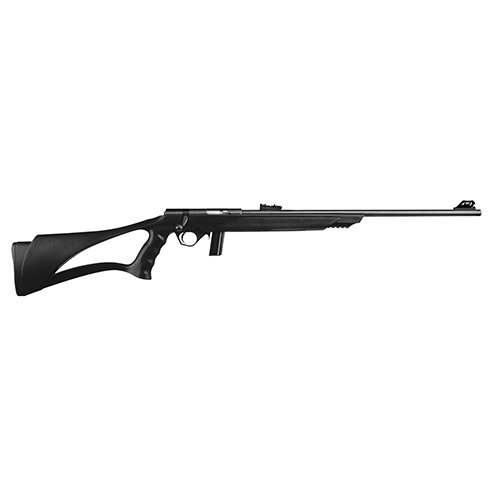 Rifle .22 Bolt Action 8122 – Coronha Thumbhole Polipropileno Preta