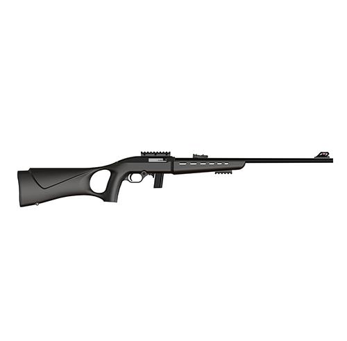 Rifle .22 Semiautomático 7022 Way – Coronha Thumbhole Polipropileno  Preta