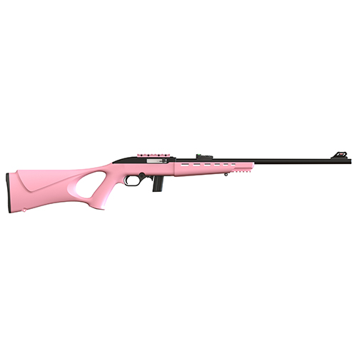 Rifle .22 Semiautomático  7022 Way – Coronha Thumbhole Polipropileno Rosa