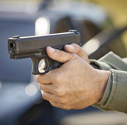 Maioria é a favor da flexibilização das regras para porte de arma