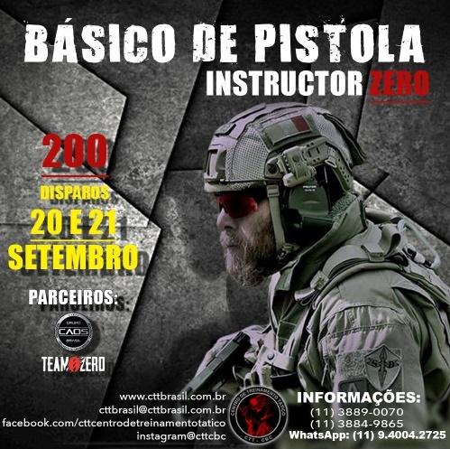 INSTRUCTOR ZERO TOUR 2018 BRASIL