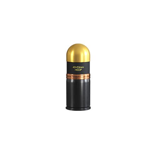 40x53mm AEDP Altoexplosivo de Duplo Propósito (HEDP)