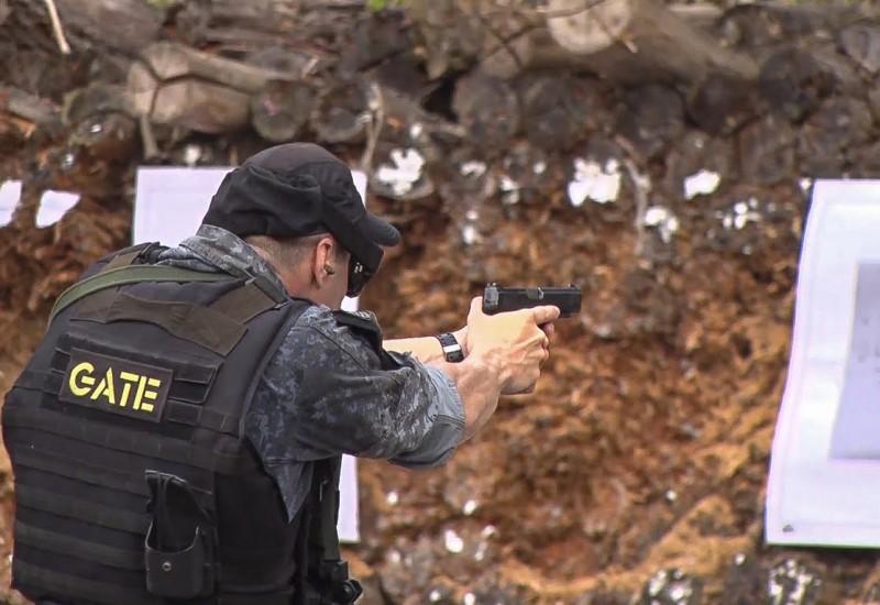 Governo amplia porte de fuzil à PM
