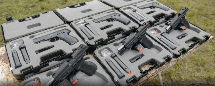 Guarda Civil Municipal ganha armamento moderno em SBC
