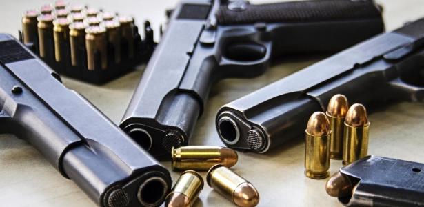 Cidadãos registram mais armas do que empresas e órgãos civis de segurança.