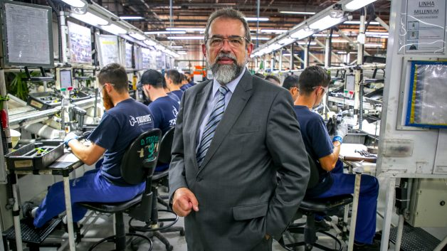 'Passamos por problemas sérios, mas são coisas passadas. Estamos preparados para vender mais no Brasil', diz presidente da Taurus