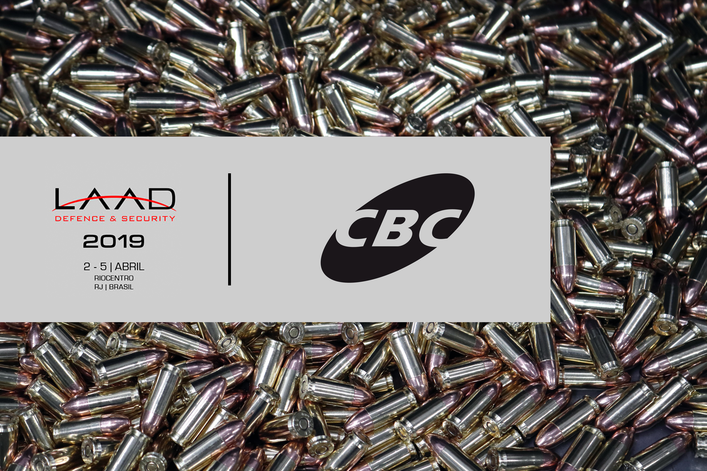 CBC leva tecnologia de ponta à LAAD 2019