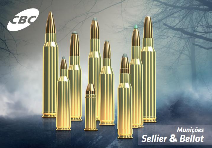 CBC importa as munições Sellier & Bellot para atender os CACs do Brasil