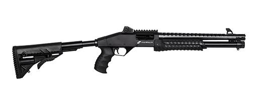 Pará adquire 120 espingardas CBC para o sistema penitenciário e munições para a Policia Militar