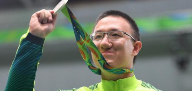 Felipe Wu garante classificação para Tóquio e admite 'ciclo conturbado'
