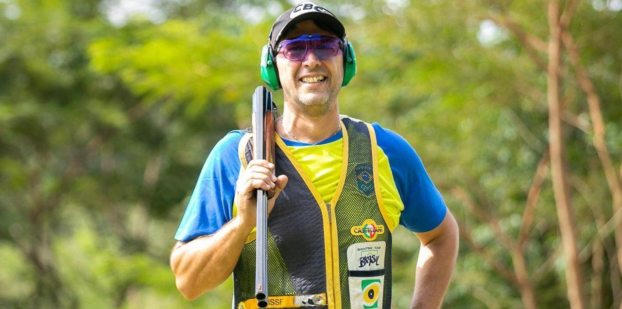 CBC/Taurus patrocina mais um atleta de tiro: José Vendruscolo