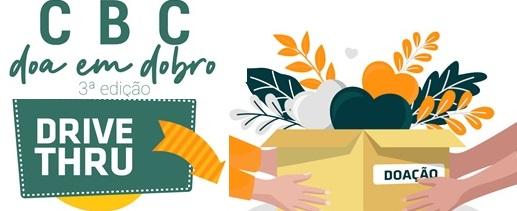 CBC Doa em Dobro chega a sua 3ª edição