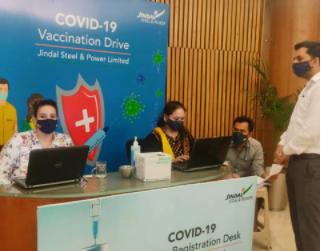 Na Índia, joint ventures da CBC e da Taurus aceleram vacinação de funcionários