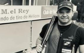 Rubens Molena, atirador esportivo brasileiro patrocinado pela CBC e TAURUS, vence campeonato de Tiro à Hélice em Madri